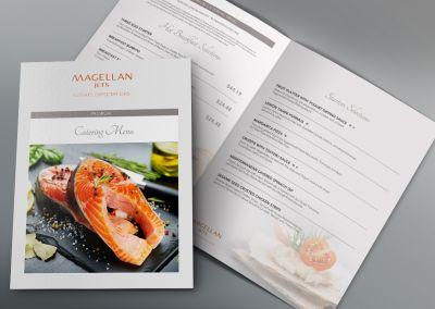 Magellan-menu